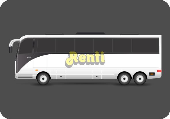 #Ντύσιμο λεωφορείων